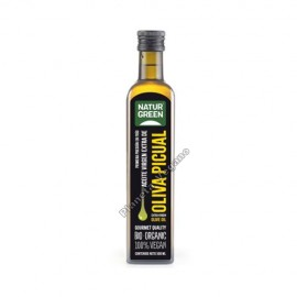 Aceite de Oliva Virgen Extra Picual, 500 ml. Naturgreen