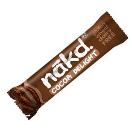 Barrita Energética Crudivegana de Cacao , 35 g. Nakd Bar