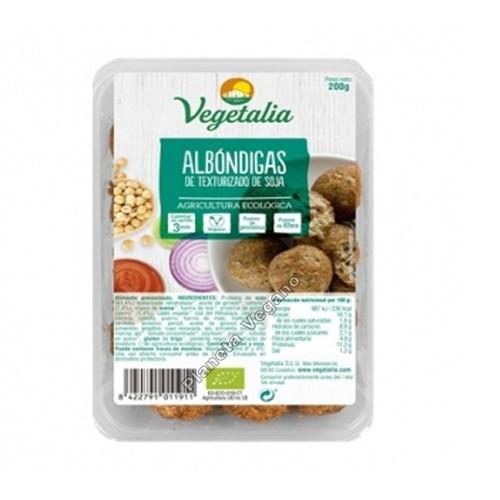 Albóndigas Veganas, 200g. Vegetalia