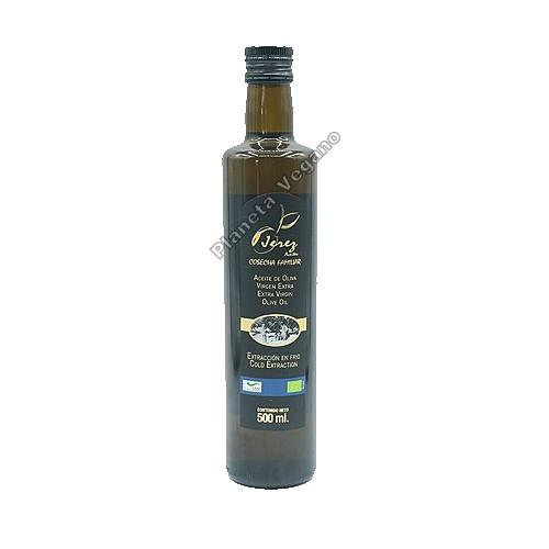 Aceite de Oliva Virgen Extra, 500 ml. Hnos. Jerez