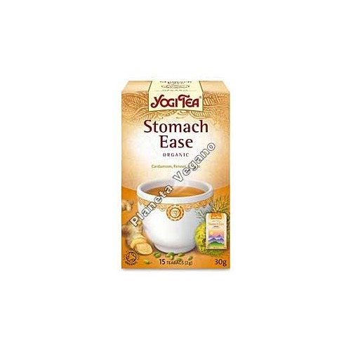 Yogi Tea Digestion - Stomach Ease 30g