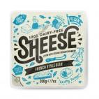 Queso Vegano Sheese estilo azul efecto moho (French Style), 200g. Bute Island