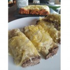 Canelones de Foie Vegano, 300g. La Cuchara Verde