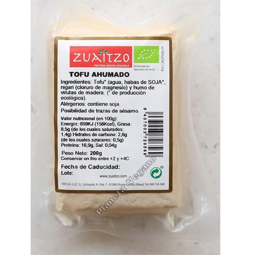 Tofu Ahumado, 200g Zuaitzo