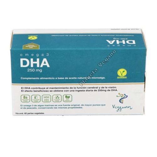 Veggunn Omega-3 DHA, Veggunn