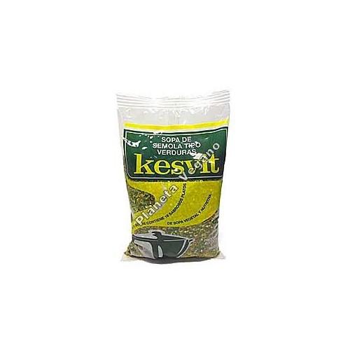Sopa de Semola Tipo Veduras Kesvit 500g. - Sorribas