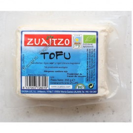 Tofu Natural, 250g Zuaitzo