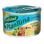 Atún Vegano con Limón y Pimienta, 150 g Unfished Plantuna