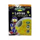 Sopa instantánea de Letras con Verduras 40 g - Naturgreen