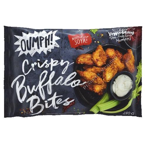 Buffalo Crispy Bocaditos, 280g. Oumph