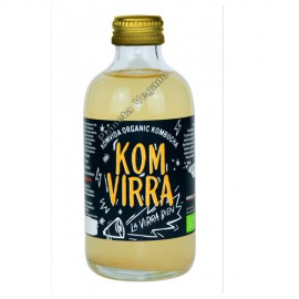 Komvirra (Bebida de Kombucha), 250 ml. Komvida
