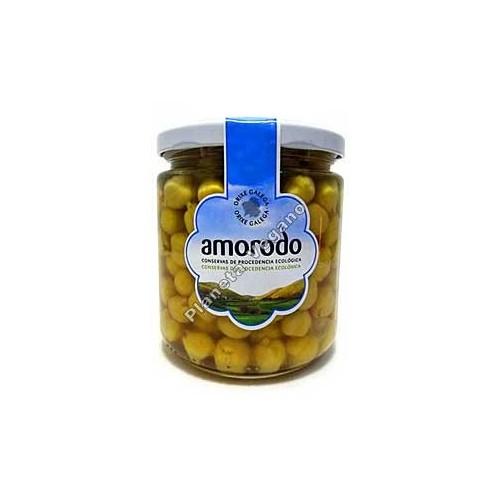 Garbanzos al Natural 345g. - Amorodo