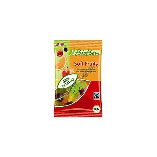 Gomitas Vegetales de frutas - 100g - BioBon