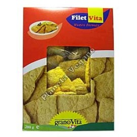 Filetes de Soja FiletVita, 200g. Granovita