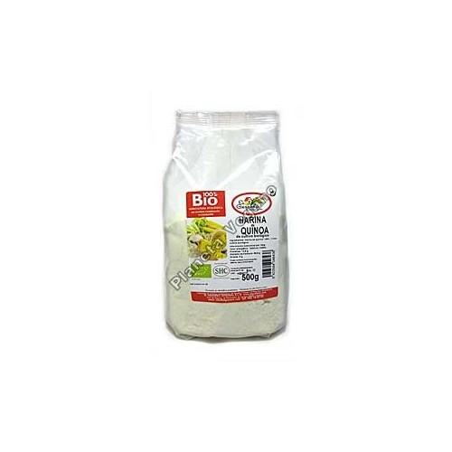 Harina de Quinoa Bio, 500g. El Granero