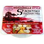 Queso Vegano Sheese estilo Mozzarella, 227g. Bute Island