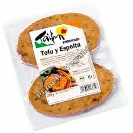 Friburguer de Tofu con Espelta, 200g Taifun