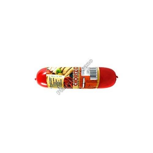 Chorizo Vegano Picante, 500g. Redwood