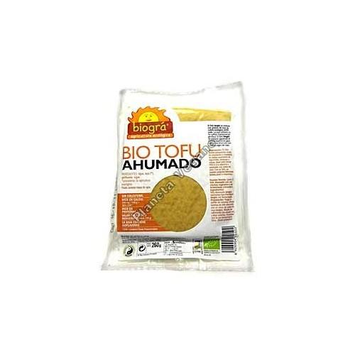 Bio Tofu Ahumado, 260g. Biográ