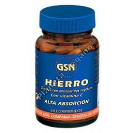 Hierro con Vitamina C, SGN