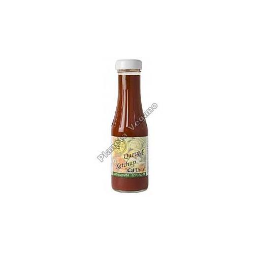 Ketchup Ecológico, 320 g. Cal Valls
