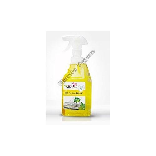 Eco Limpiador para Baños, 750 ml Ecotech