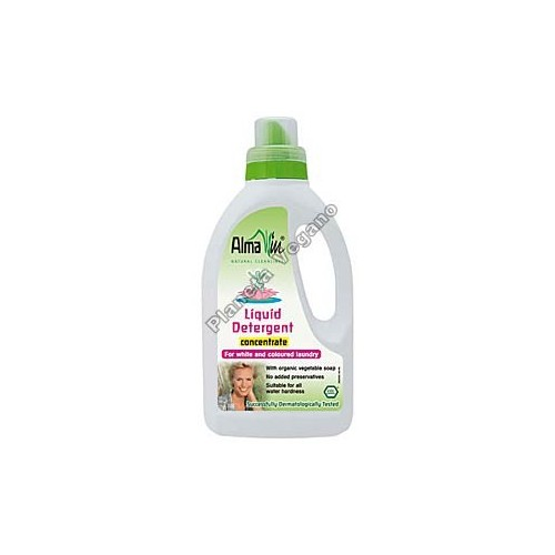 Detergente Liquido Eco Concentrado, 1,5 L Alma Win