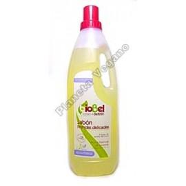 Jabón para Prendas Delicadas Ecológico, 1L. Biobel
