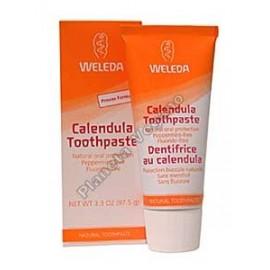 Pasta Dentrífica de Caléndula, 75 ml. Weleda