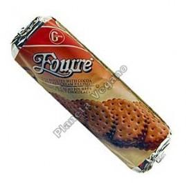 Galletas de Chocolate Rellenas de Chocolate, 300g Fourré