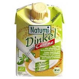 Nata de Espelta para Cocinar, 200 ml. Natumi