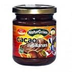 Crema de Cacao con Avellanas, 200g. Naturgreen