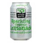 Refresco de Limón, 330 ml Whole Earth