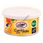 Paté de Curry y Piña, 125g. El Granero