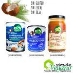 Deliciosas opciones veganas a partir del coco